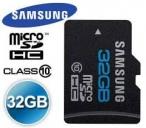 Thẻ nhớ 32GB Class 10 chính hãng Samsung