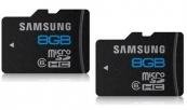 Thẻ nhớ 8GB Class 6 chính hãng Samsung