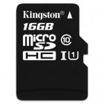 Thẻ nhớ 16GB Class 10 chính hãng Kingston