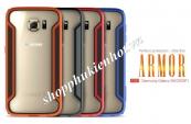 Ốp viền silicone chống xốc cho Samsung Galaxy S6  hiệu Nillkin