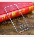 Ốp lưng nhựa trong phủ Nano chống xước OPPO R3 hiệu Imak