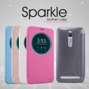 Bao da Sparkle cho Asus Zenfone 2 (5.5)hiệu Nillkin