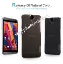 Ôp lưng silicon trong suốt cho HTC One E9 hiệu Nillkin