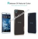 Ôp lưng silicon trong suốt cho HTC Desire 826 hiệu Nillkin