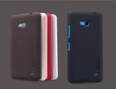 Ốp lưng Nillkin nhựa cứng sần cho Microsoft Lumia 640