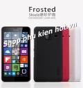 Ốp lưng Nillkin nhựa cứng sần cho Microsoft Lumia 640XL