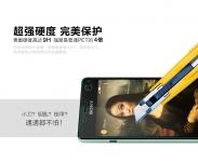 Miếng dán kính cường lực chống vân cho Sony Xperia C4 hiệu Nillkin