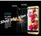 Miếng dán kính cường lực dầy 0.25mm HTC One M9 Plus hiệu Glass