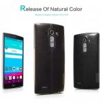 Ôp lưng silicone trong suốt LG G4 hiệu Nillkin