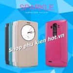 Bao da cao cấp Sparkle cho LG G4 hiệu Nillkin