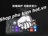 Miếng dán kính cường lực dầy 0.25mm Microsoft Lumia 430 hiệu Glass