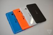 Vỏ nắp lưng, nắp đậy pin Microsoft Lumia 640 chính hãng