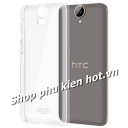 Ốp lưng nhựa cứng trong phủ Nano chống xước HTC One  E9 hiệu Imak