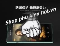 Miếng dán kính cường lực cho Sony Xperia C4 hiệu Glass