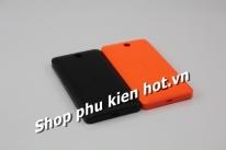 Vỏ nắp lưng, nắp đậy pin Microsoft Lumia 430 chính hãng