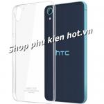 Ốp lưng nhựa cứng trong phủ Nano chống xước HTC HTC Desire 826 hiệu Imak