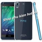 Ốp lưng nhựa cứng trong phủ Nano chống xước HTC HTC Desire 626 hiệu Imak