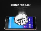 Miếng dán kính cường lực mặt trước cho Sony Xperia Z4 hiệu Glass