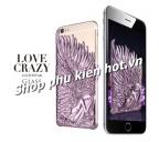 Ôp lưng thiên thần Love Crazy cho iPhone 6/6 Plus