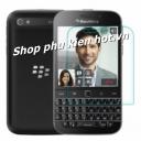 Miếng dán kính cường lực dầy 0.25mm Blackberry Q10 hiệu Glass