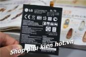 Pin LG BL-T8 cho LG G Flex / F340 / D955 chính hãng