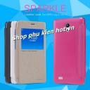 Bao da cao cấp Sparkle cho OPPO Joy 3 hiệu Nillkin