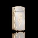 Bật lửa TIGER 712 mạ vàng cao cấp