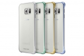 Ốp lưng Clear Cover chính hãng cho Samsung Galaxy S6 Edge