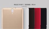 Ốp lưng Nillkin nhựa cứng sần cho Sony Xperia C5 Ultra