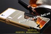 Ốp viền kèm nắp lưng cho Oppo Mirror 5 hiệu Fashion Case