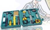 Bộ Đồ Kim Khí 11 món 37 dụng cụ Tiện Dụng