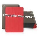 Bao da Hoco Cube Series iPad Mini 4 mặt sau Silicone