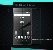 Mieng-dan-kinh-cuong-luc-chong-van-mat-truoc-Sony-Xperia-Z5-Compact-hieu-Nillkin