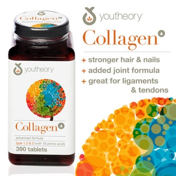 Collagen Youtheory 1, 2, 3. hop 390 vien