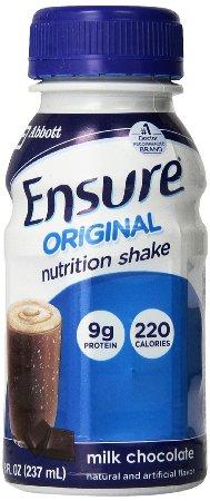 Sữa Ensure chocolate