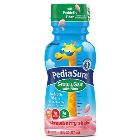 Sữa nước Pediasure- strawberry fiber