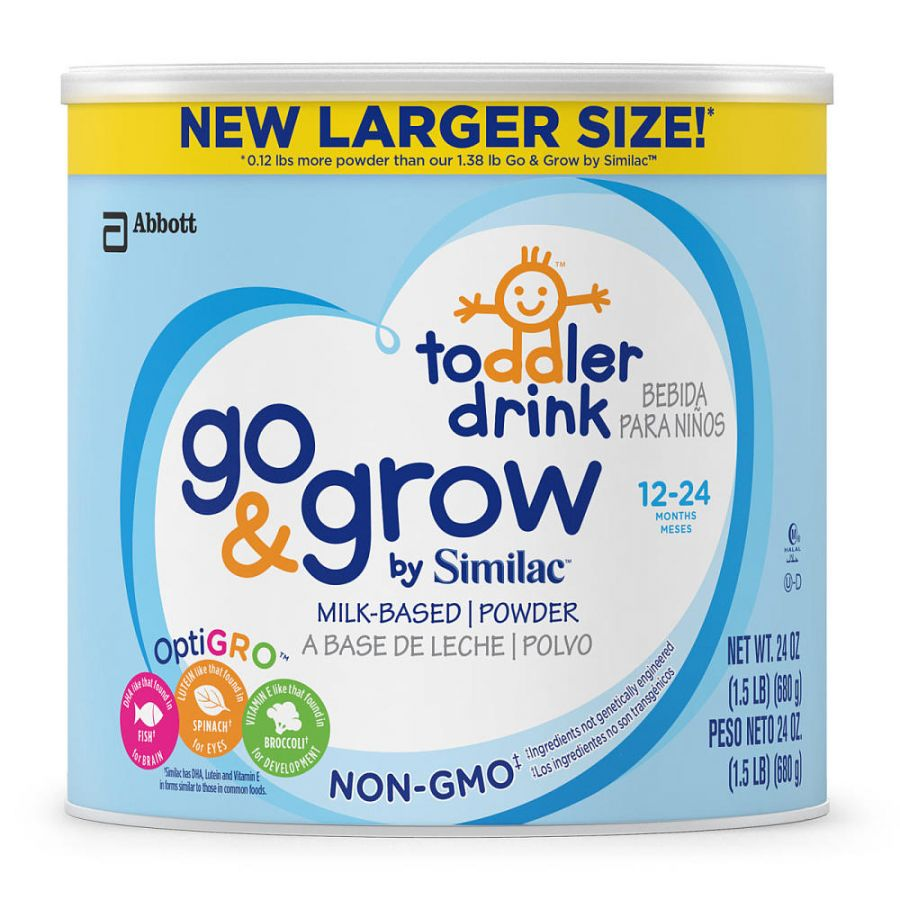Sữa Similac Go Grow Non GMO