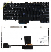 Keyboard DELL LATITUDE E6410 , E5410 , E5510 (Backlit)