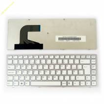 Keyboard SONY VAIO VPC - S (white)