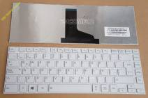 Keyboard TOSHIBA Satellite L800 , L805 , L830 , L835 , L840 , L845 , C800 , M800 , M805 Series (W)