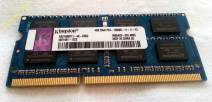 DDR3 4GB Bus 1600 Kingston PC3-12800