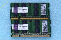 DDR2 2GB Bus 800 Kingston PC2-6400