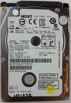 HDD Hitachi 250GB - 7200rpm - Cache 8MB - Sata (2.5 inch for Laptop)