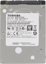 HDD Toshiba 320GB - 5400rpm - Cache 8MB - Sata (2.5 inch for Laptop)