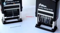 Dấu 9 số xoay Shiny S-449 (4mm)