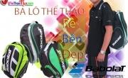 Ba Lô Thể Thao Tennis Babolat,Head,Wilson Đẹp Bền Giá Rẻ Nhất