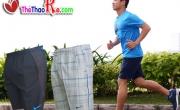 Quần Đùi Nike,Adidas Chạy Bộ-Tập Gym Nam