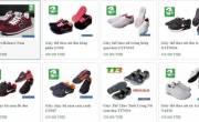 Các Loại Giày Tập Gym-Fitness-Aerobic  Giá Rẻ Tại Tân Bình Tân Phú