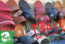 Mừng Đại Lễ - Dép Adidas Da Togas Khuyến Mãi Tại ShopAha