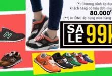Giày New Balance Khuyến Mãi SỐC Tại Shopaha!!!